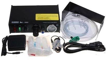 Thông tin và sản phẩm tham khảo về máy bơm keo và các linh kiện
