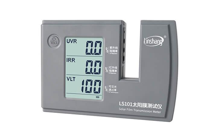 Thiết bị kiểm tra phim cách nhiệt LS101 Solar Film Transmission Meter
