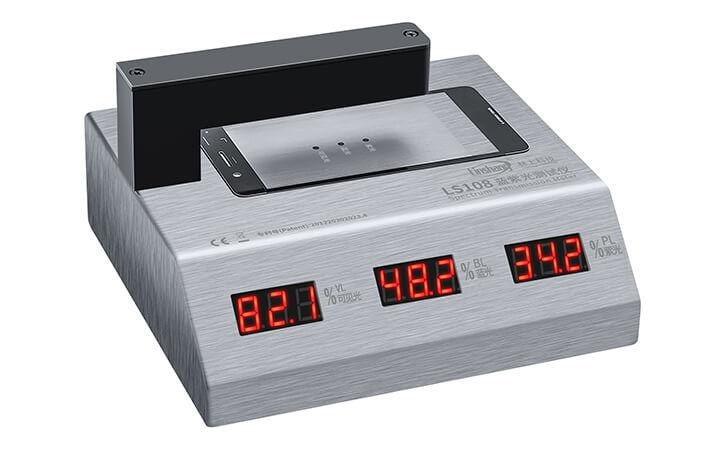 Máy đo độ trong suốt quang phổ LS108 Spectrum Transmission Meter