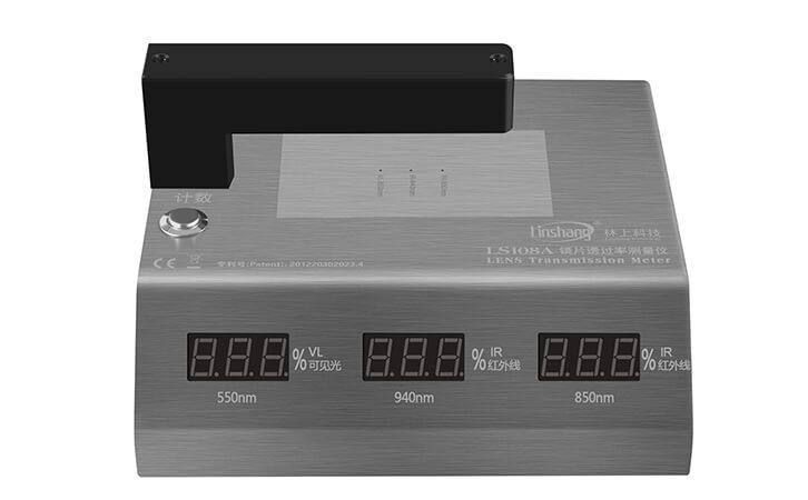 Máy đo độ trong suốt của ánh sáng LS108A LENS Transmission Meter