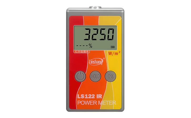 Máy đo tia hông ngoại LS122 IR Power Meter