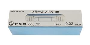Thước đo cân bằng ( Small Level 80) FSK S0.02-80, S0.05-80, S0.1-80, S0.2-80