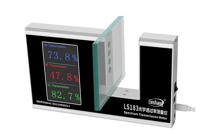 Máy đo độ trong suốt quang phổ LS183 Spectrum Transmission Meter