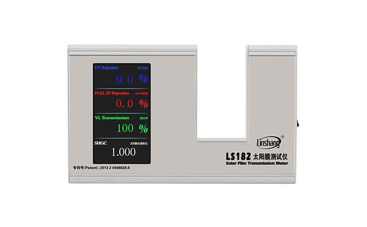 Máy kiểm tra độ trong suốt của film LS182 Solar Film Transmission Meter