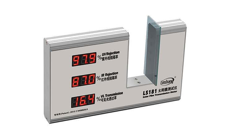 Máy kiểm tra độ trong suốt của film LS181 Solar Film Transmission Meter