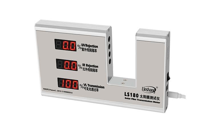 Máy kiểm tra độ trong suốt của film LS180 Solar Film Transmission Meter