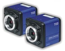 Hi-resolution colour industrial camera TM-C593E/TM-C593U