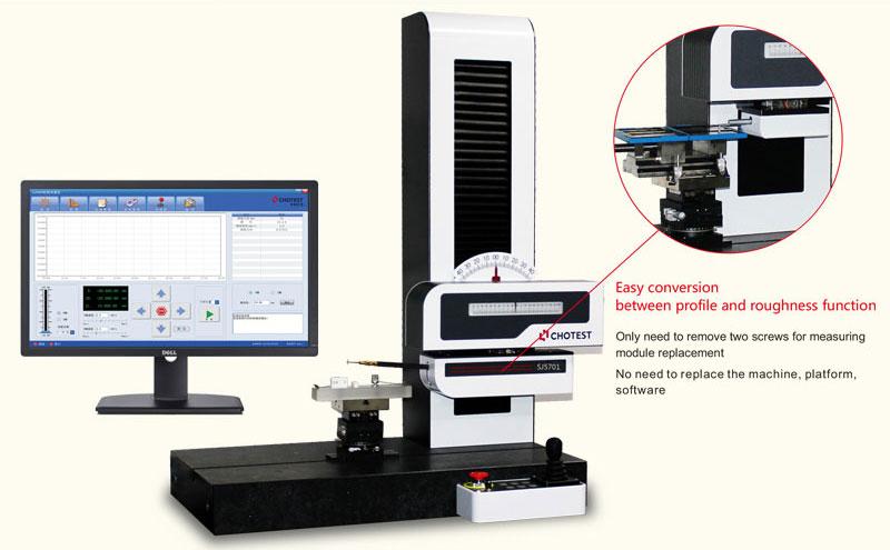 Chotest Profilometer & Roughness measuring machine  SJ5701