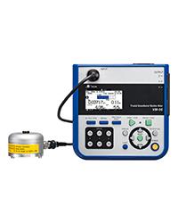 Máy phân tích độ dung Rion VM-56 Tri-axial Groundborne Vibration Meter
