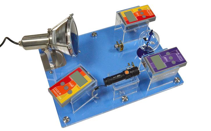 Bộ kiểm tra tia UV Linshang FS2150 Sales Kit
