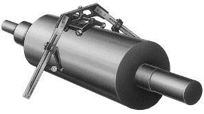 Thước đo đường kính trụ Obishi Roll Caliper