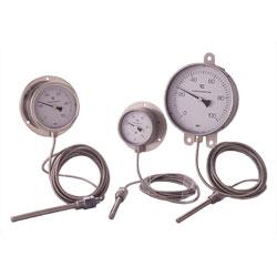 Đồng hồ nhiệt độ Sato LB-75S, LB-100S, LB-150S