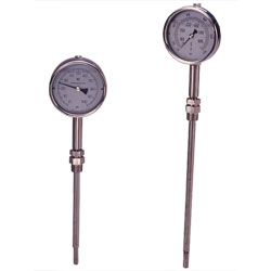 Đồng hồ nhiệt độ Sato LASW, SASW-100SO
