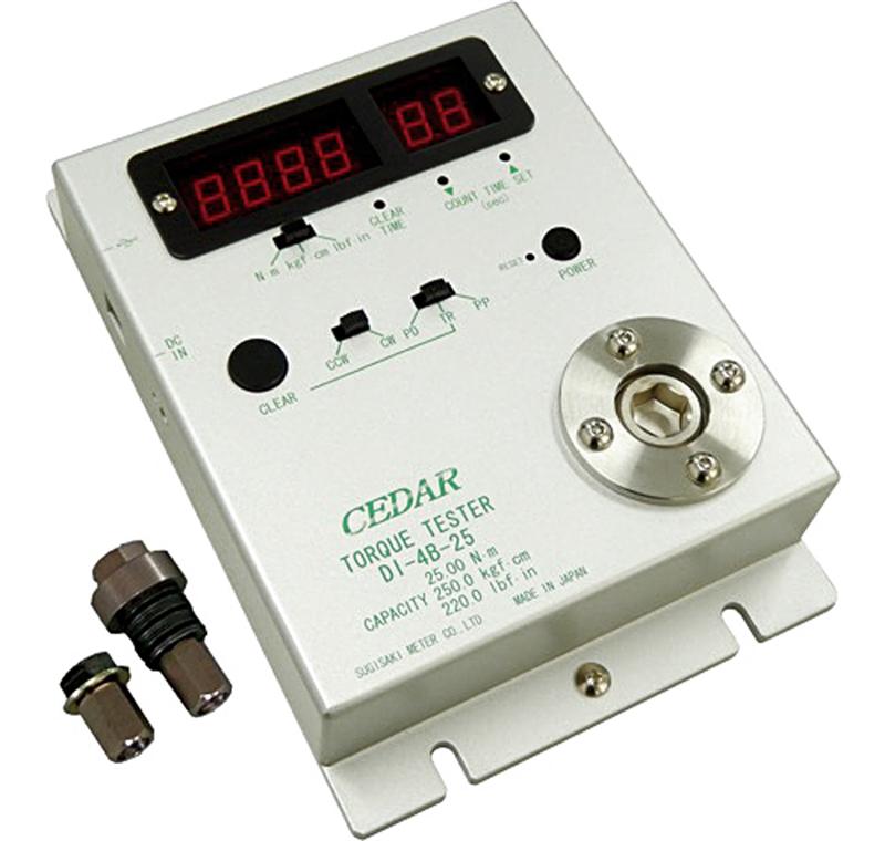 Thiết bị đo lực momen xoắn Cedar Torque Meter model DI-4B-25