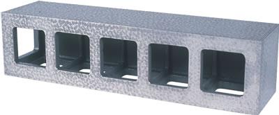 Cast Iron Rectangular Block Obishi KA101, KA102, KA103, KA104