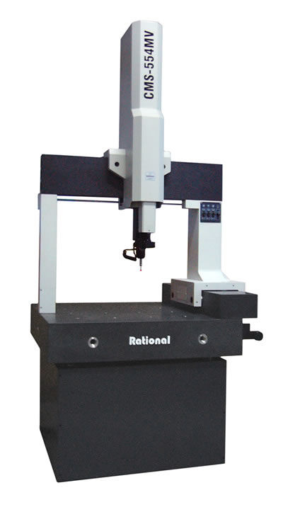 Rational Hybrid Coordinate Measuring System ( Máy đo 3D Rational)