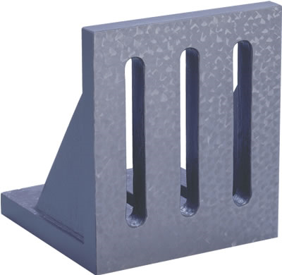 Cast Iron Precision Angle Plate Obishi RA101, RA102, RA103, RA104, RA105, RA106, RA107, RA108, RA109, RA110, RA111, RA112