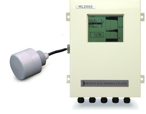 Máy đo sóng siêu âm Honda Ultrasonic Interface Level Meter, model: HL2000