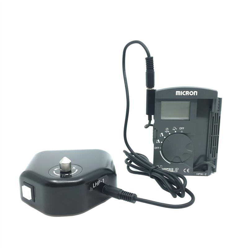 Máy đếm tốc độ vòng quay Handpiece Counter Micron LHP-1