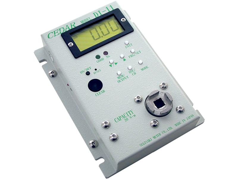 Thiết bị đo lực momen xoắn Cedar Torque Meter model DI-11