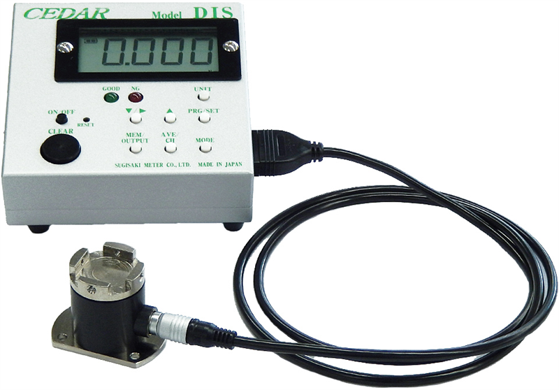 Thiết bị đo lực momen xoắn Cedar Torque Meter model DIS-IPS5C, DIS-IPS20C