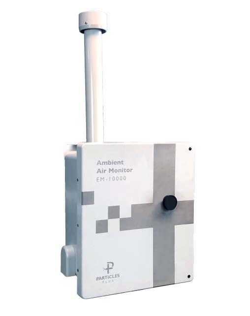 Máy đo không khí Particle Plus EM-10000 Remote Air Montior