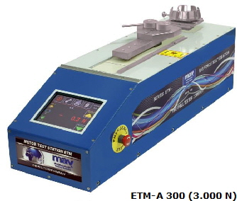 Máy đo lực căng MAV Pruftechnics Motorized Tester model ETM-M