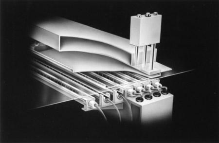 Sakuga High-density ionizing system HDIP-3, HDIP-5, HDIP-6