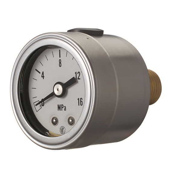 Đồng hò đo áp suất Nagano Keiki  GV95・GV97 Glycerin Bath Type Small Pressure Gauge