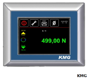 Thiết bị đo lực MAV Pruftechnics Ditital force measuring system model KMG