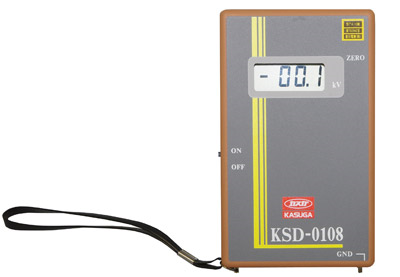 Máy đo tĩnh điện Explosion-proof type digital static meter Kasuga KSD-0108