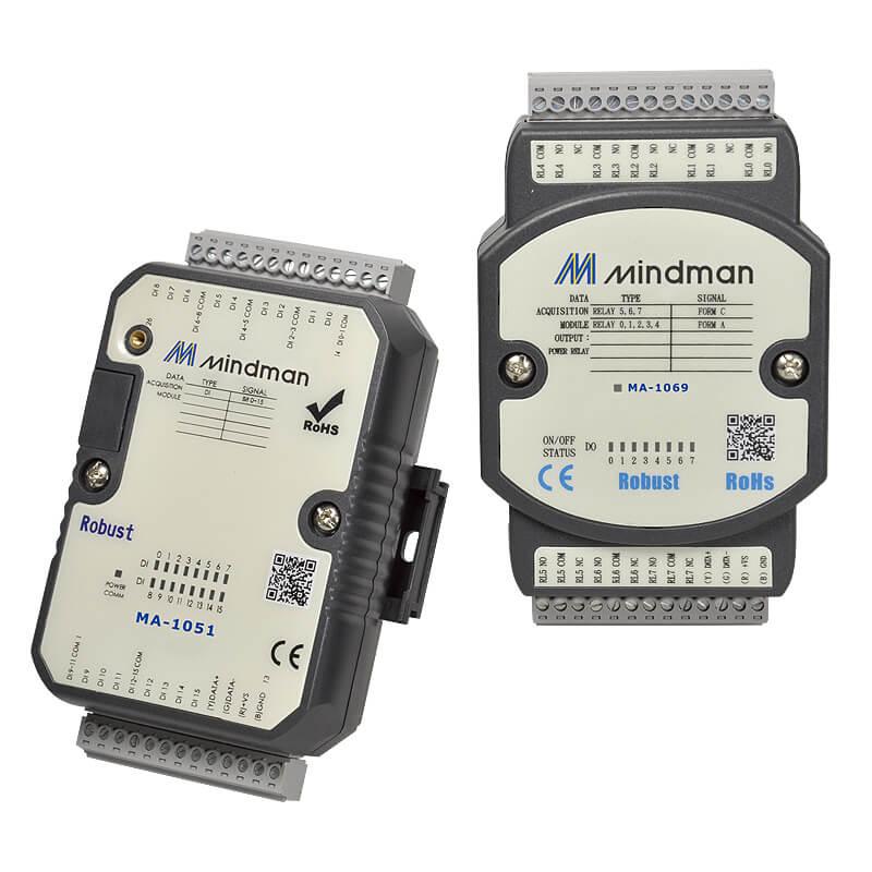 Remote modules Mindman MA-10xx