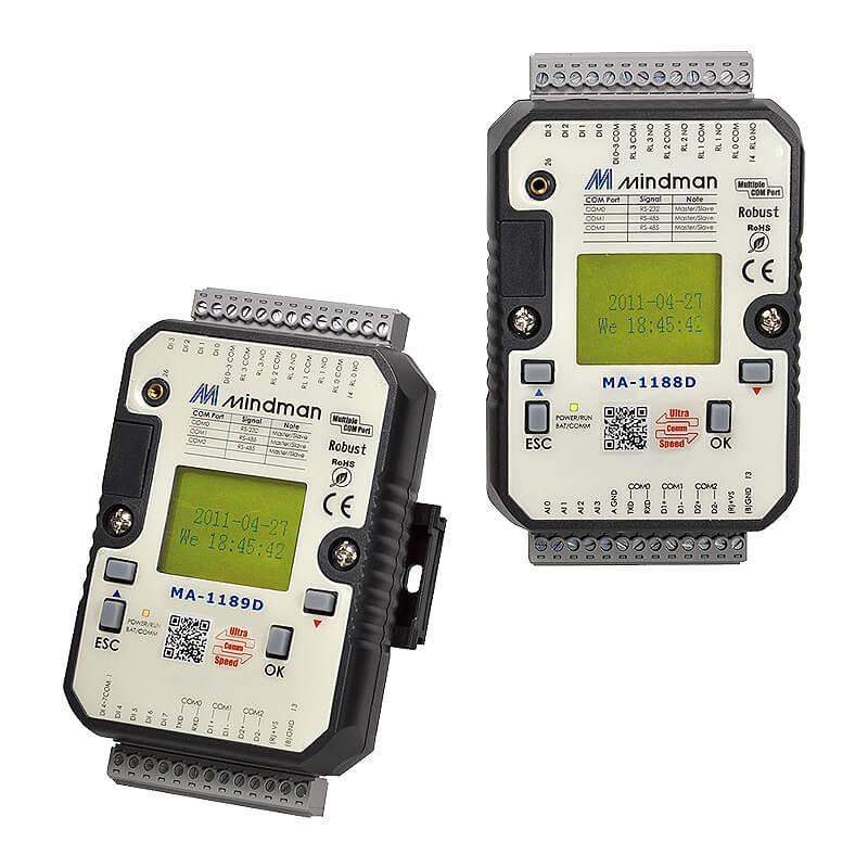 Distributed control system Mindman MA-118x