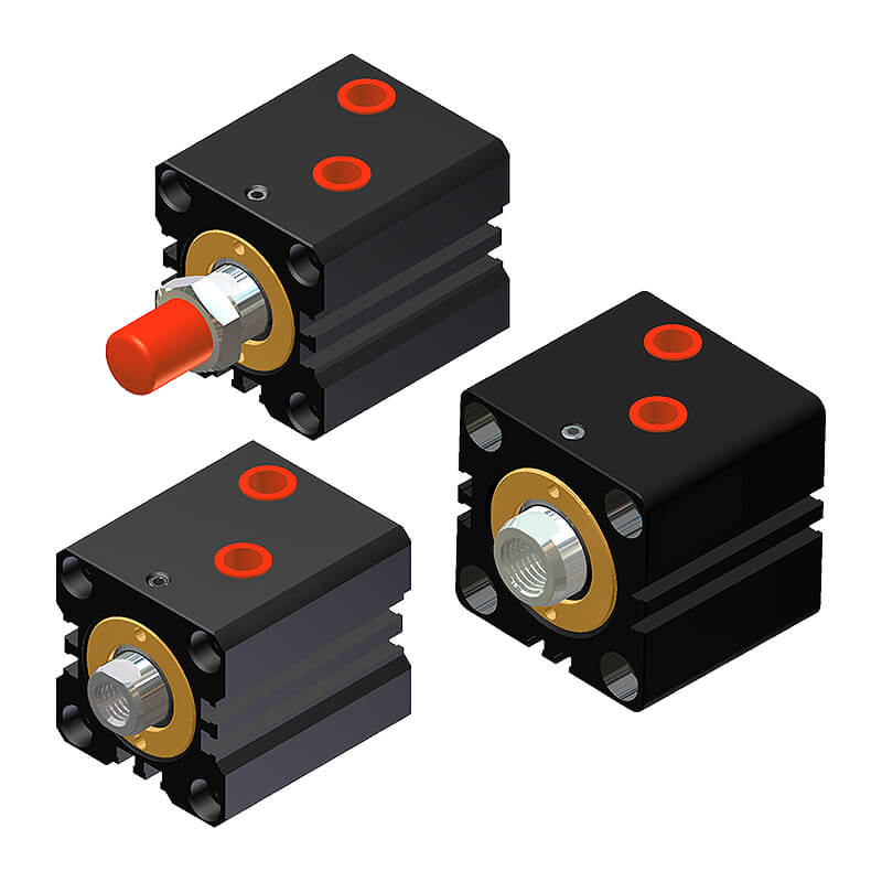 Xy lanh thủy lực Compact hydraulic cylinder Mindman MHCB-M