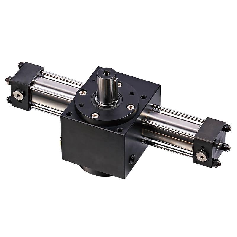 Xy lanh thủy lực Hydraulic rotary actuators Mindman MRPH