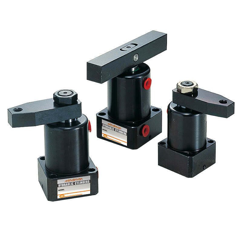 Xy lanh thủy lực Hydraulic swing clamp cylinders Mindman MTH