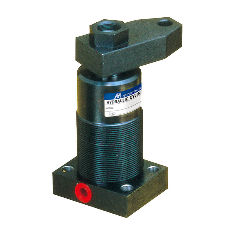 Xy lanh thủy lực Hydraulic swing clamp cylinders Mindman MFS, MDS, MFT, MDT