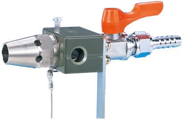 Máy khử ion Nozzle type ionizer Kasuga NI-01/NI-02