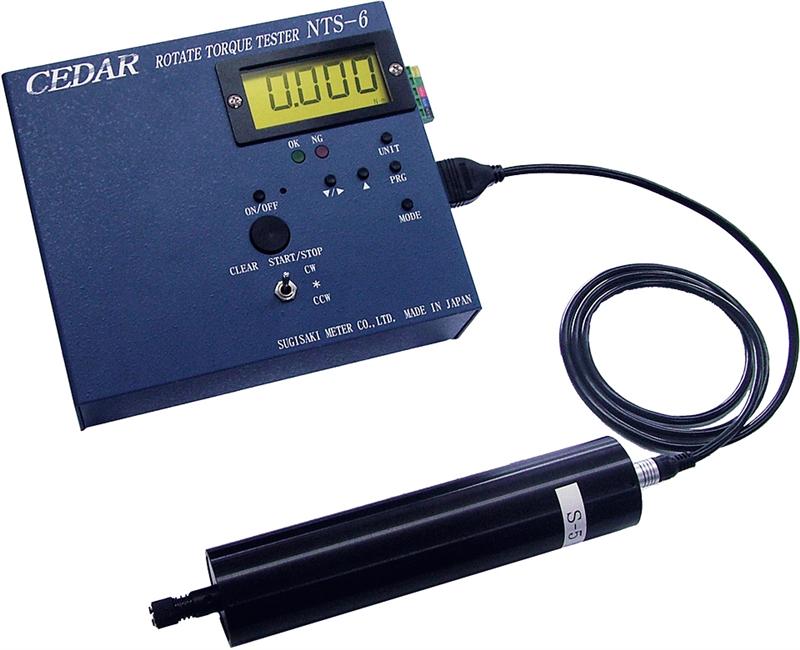 Dụng cụ kiểm tra lực xoắn Cedar NTS-6