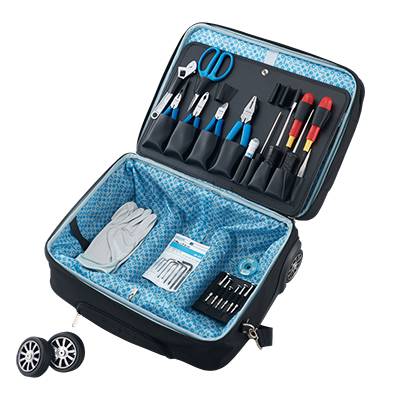 LARGE-TO-MEDIUM SIZED TOOL KITS HOZAN S-201, S-372, S-80, S-81, S-76, S-75, S-60, S-7, S-51, S-351, S-53