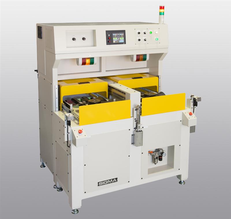 Máy đo cân bằng Sigma Vertical twin-spindle 1-plane balancing machine SHV-5103A