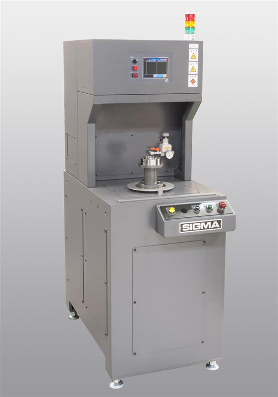 Máy đo cân bằng Sigma Vertical 1-plane balancing machine SHV-5105A