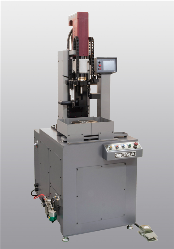 Máy đo cân bằng Sigma Vertical 1-plane balancing machine with drill-correction SHV-5110A
