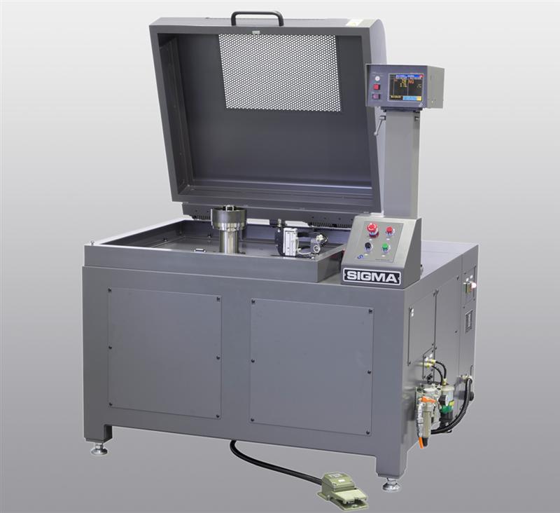 Máy đo cân bằng Sigma Vertical 1-plane balancing machine SHV-5130A