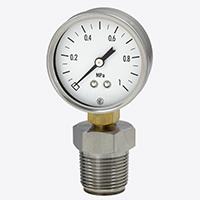 Đồng hò đo áp suất Nagano Keiki SN8 Small Diaphragm-Seal type Pressure Gauges
