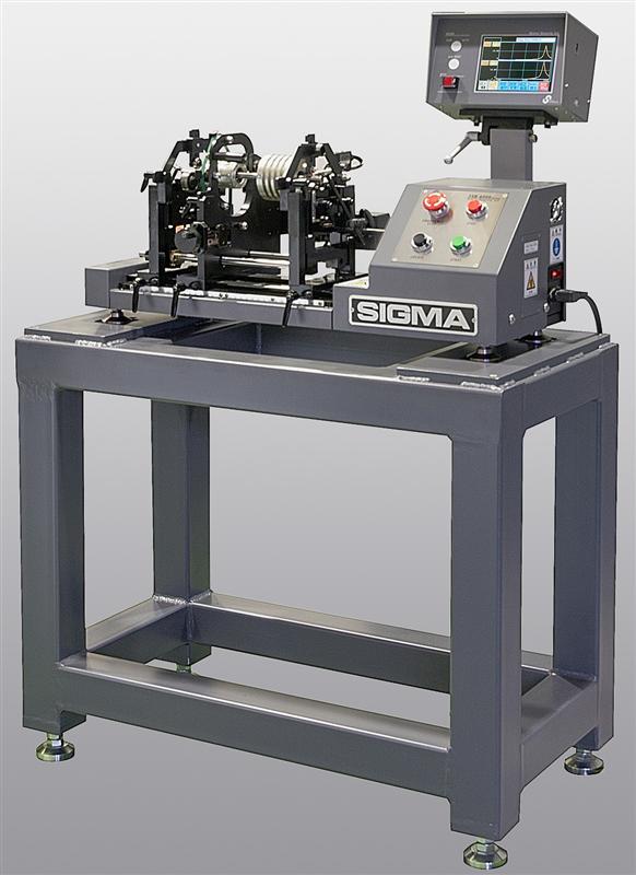 Máy đo cân bằng Sigma Horizontal 1 to 4 plane Balancing Machine SSB-60001A