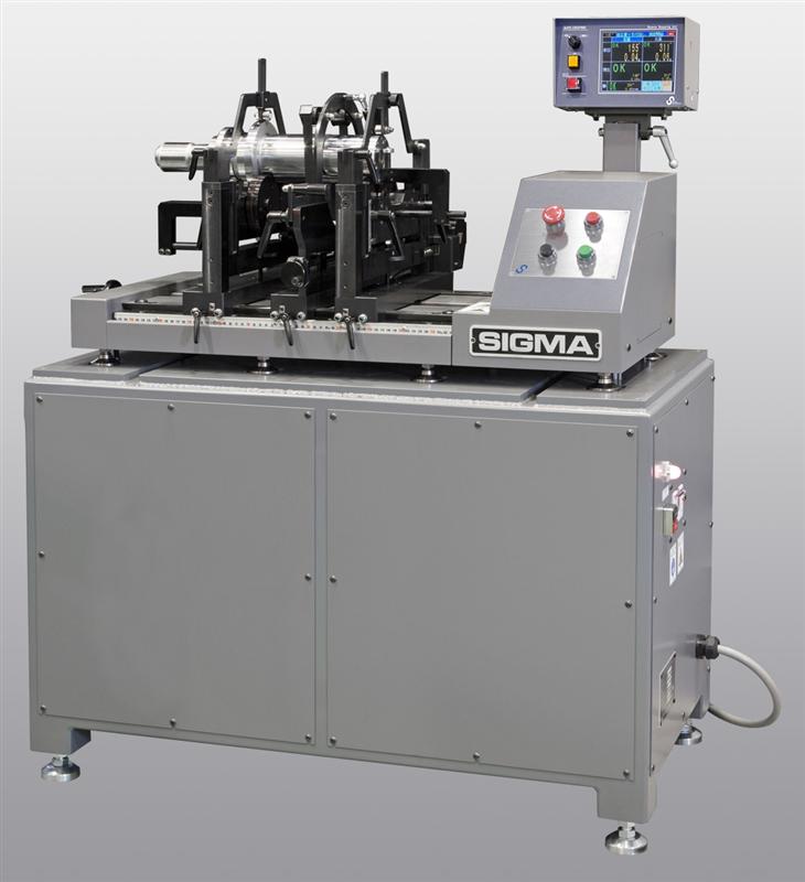 Máy đo cân bằng Sigma Horizontal 1 to 4 plane Balancing Machine SSB-6010A