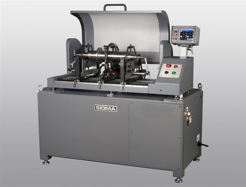 Máy đo cân bằng Sigma Horizontal 1 to 4 plane Balancing Machine SSB-6030A