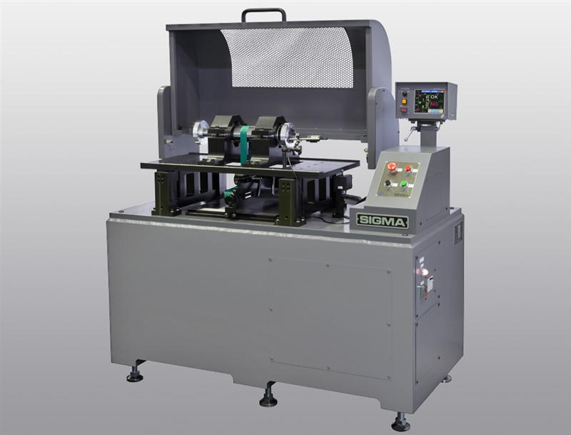 Máy đo cân bằng Sigma Horizontal 1 to 4 plane Balancing Machine SSB-6080A