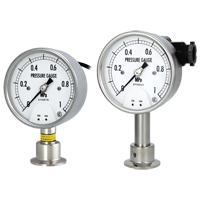Đồng hò đo áp suất Nagano Keiki SU8 Pressure Gauge with Transmitter